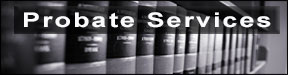 Probate Services